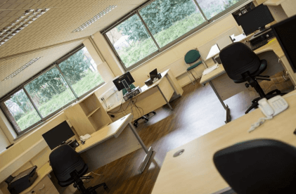 Hot Desking from just £75.00 per month