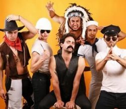 Up to 11 with The Business Village People