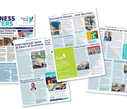 It's out now…. the Autumn edition of Business Matters.