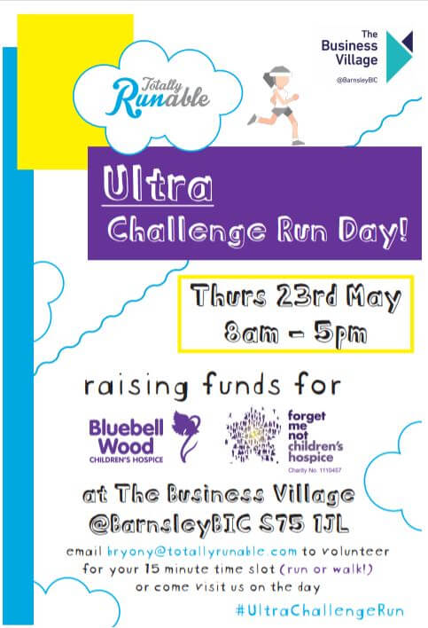 Totally Runable's Ultra Challenge Run Day!