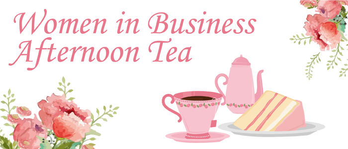 Women in Business Afternoon Tea