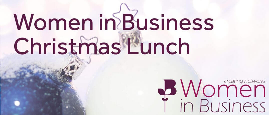 Women in Business Christmas Lunch 2019