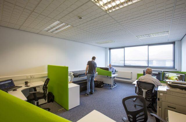 medium size managed office space to rent Barnsley