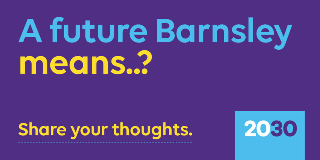 Join the conversation about the future of Barnsley