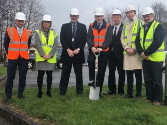 Building more flexible space for growing businesses in Barnsley…