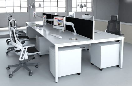 Temporary office and workspace solutions at The Business Village