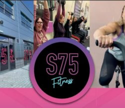 S75 Fitness – more than just a fitness studio…