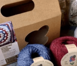 ScaleUp 360 – Packaging Design experts help textile business weave its way to success…