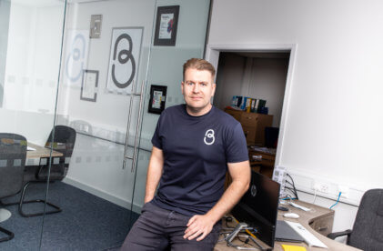 Business Growth Specialist Brook grow their own...
