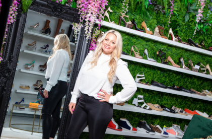Luxury designer resale business expands with innovative space at The Business Village
